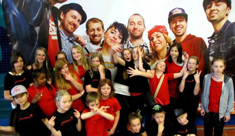 Kameničtí street danceři zazářili v Praze