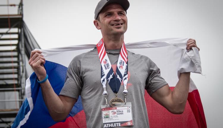 Lukáš Koutník bodoval v USA, přivezl dvě medaile