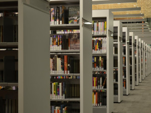 H. Brod uvolní místo vybrané krajem pro stavbu krajské knihovny