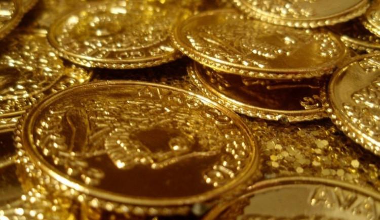 Havlíčkobrodské muzeum láká na unikátní poklad. Vystavené mince mají hodnotu čtvrt milionu