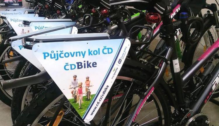 Dobrá zpráva pro cykloturisty: Na Vysočině se rozrůstá síť půjčoven jízdních kol