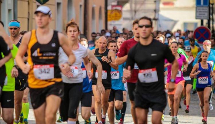 V Jihlavě se opět poběží půlmaraton. Přihlášení do 12. srpna získají slevu na startovném