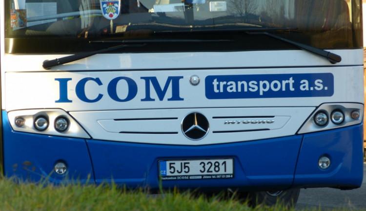 Kraj Vysočina přidá autobusovým dopravcům 4,2 milionů korun kvůli objížďkám