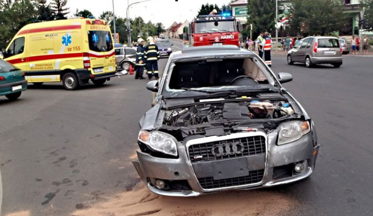 O prázdninách vyhasly při nehodách na silnicích Vysočiny celkem tři lidské životy