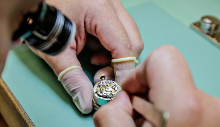 Jihlavská průmyslovka nabízí jako jediná v České republice obor hodinář