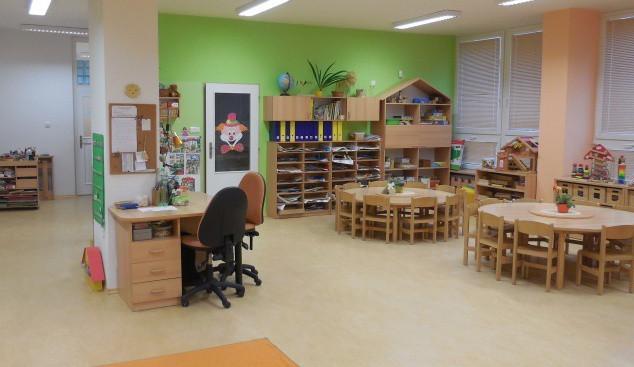 Mateřské školy v Kraji Vysočina se mohou postarat o více než dvacet tisíc dětí