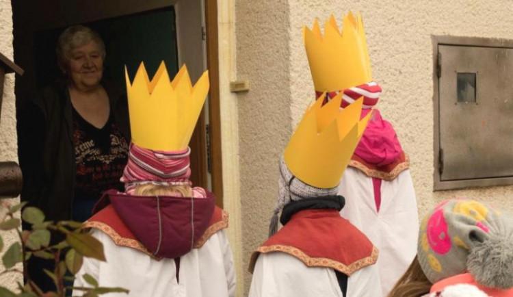 Tříkráloví koledníci vyrazí do ulic hned po Novém roce. Koledovat budou do 15. ledna