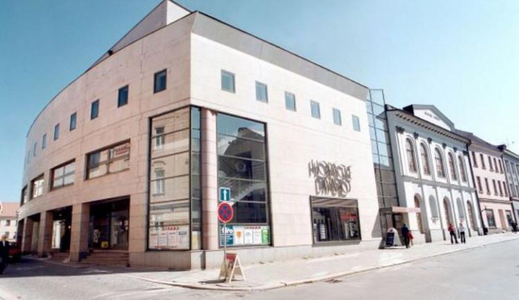 Ve vestibulu Horáckého divadla vznikne nová restaurace s kapacitou pro padesát lidí