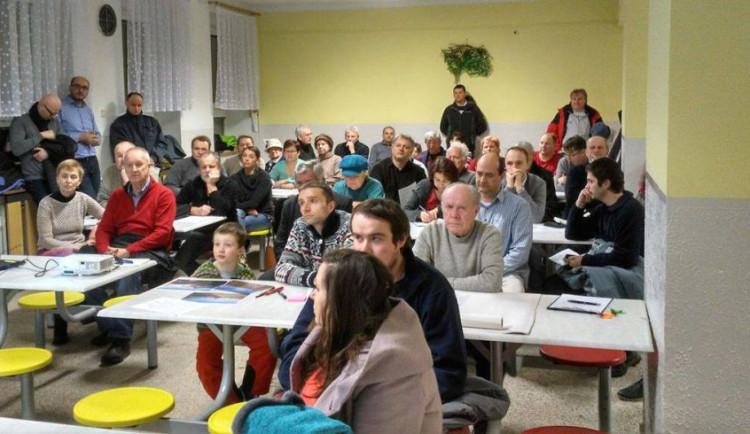 Jihlava diskutuje o svém rozvoji. Včera o Špitálském předměstí, zítra o Handlových Dvorech