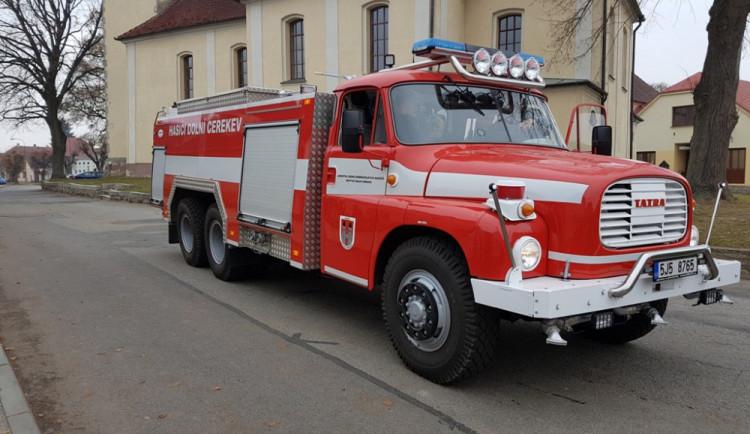 Sbory dobrovolných hasičů na Vysočině si v tomto roce rozdělí až 64 milionů korun