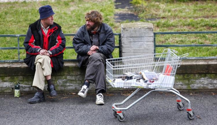 Jihlava kvůli mrazu nabízí provizorní nocležnu pro bezdomovce. Využít ji může až patnáct lidí