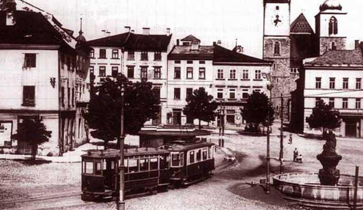 DRBNA HISTORIČKA: Jak to v Jihlavě bylo s tramvajovou dopravou?