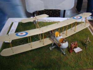 Památkáři v Telči chystají výstavu modelů vojenských letadel. Začíná ve středu