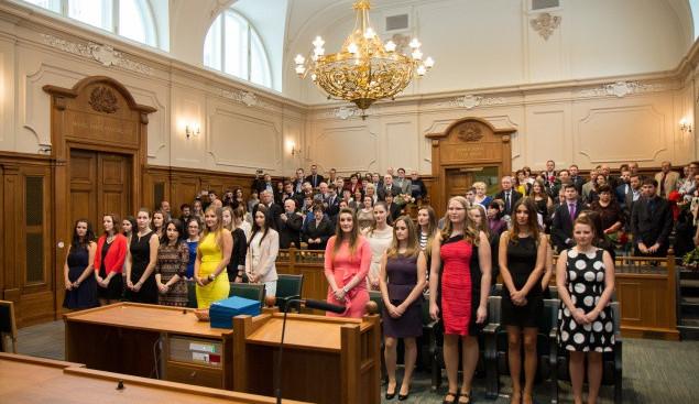 V polovině března proběhnou na VŠPJ slavnostní promoce studentů bakalářských oborů