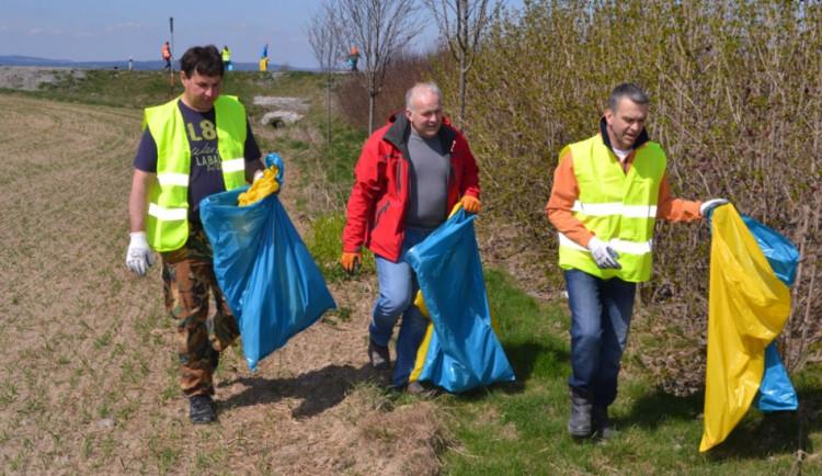 Vysočina bude zase o něco čistější.  Uklidí ji téměř dvaadvacet tisíc dobrovolníků