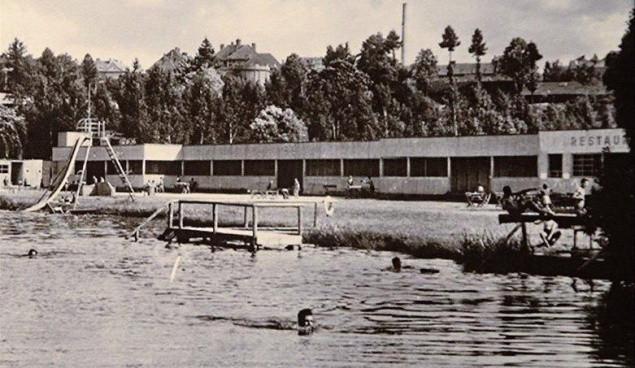 DRBNA HISTORIČKA: Jihlavské plovárny a rybníky - romantická minulost, smutnější současnost