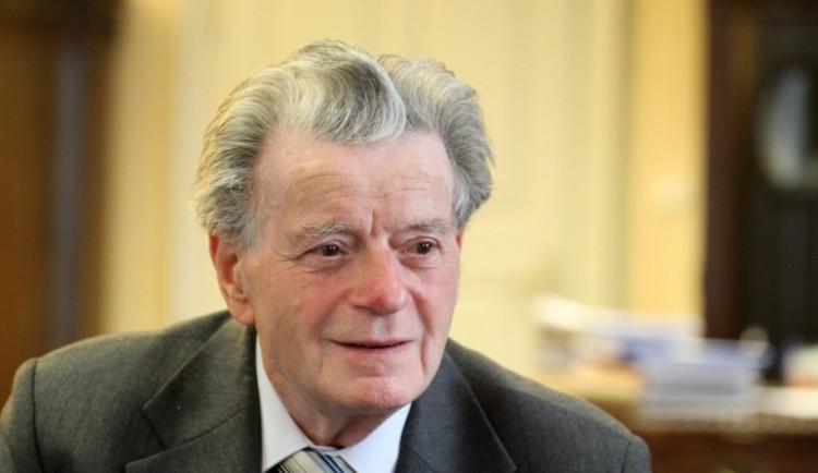 Ve věku 84 let zemřel Antonín Otava, bývalý jihlavský zastupitel a provozovatel knihkupectví