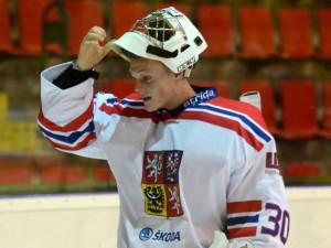 Odchovanec Dukly Josef Kořenář slaví velký úspěch. Mladý brankář si vybojoval smlouvu v NHL