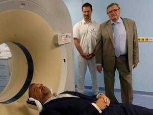 Moderní CT v Nemocnici Pelhřimov výrazně upřesní diagnostiku. Lidem slouží ode dneška