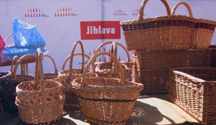 Lidé v Jihlavě v září zažijí dožínky. Také si nakoupí na farmářském a řemeslném trhu