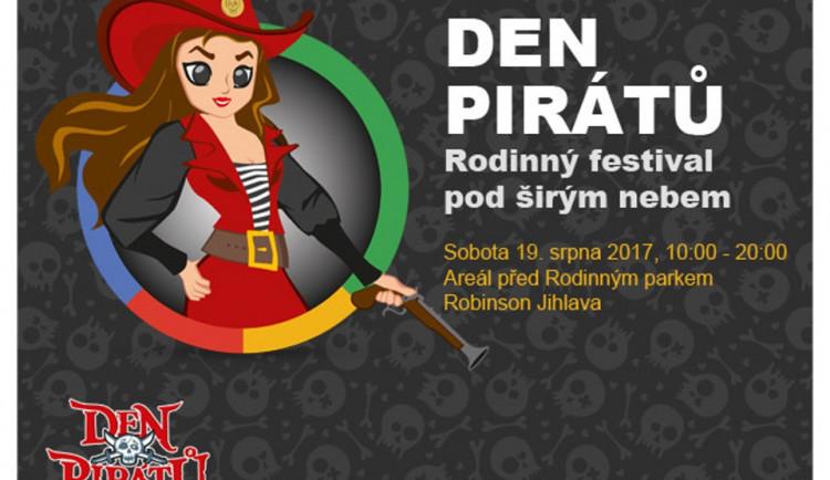 SOUTĚŽ: Velký pirátský festival v Robinsonu je tady! Vyhrajte vstupenky na sobotní Den pirátů