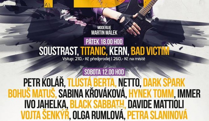 SOUTĚŽ: Hvězda Fest nabídne kromě dobročinnosti i celou plejádu českých interpretů. Vyhrajte si vstupenky!