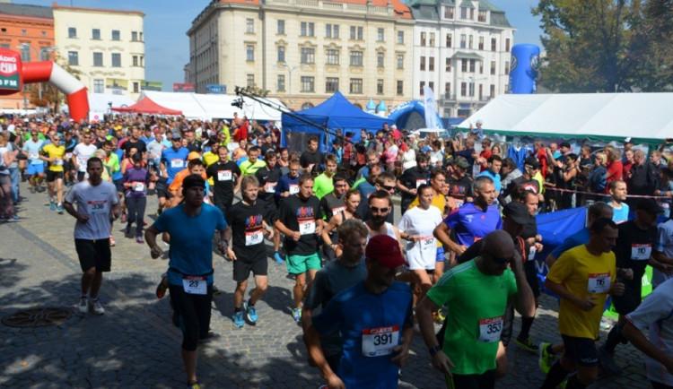 SOUTĚŽ: V neděli se koná Jihlavský půlmaraton. Vyhrajte startovní číslo a zúčastněte se ho také