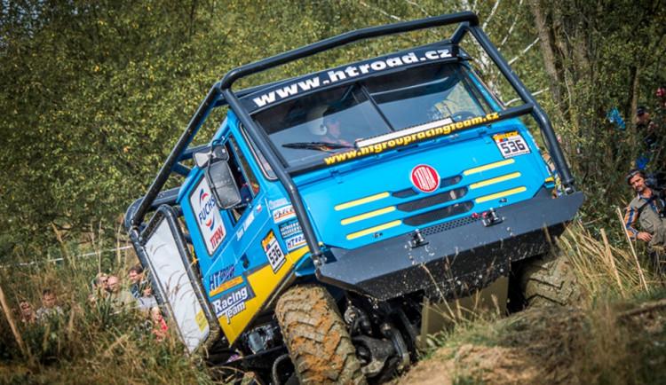 SOUTĚŽ: Rančířovský vojenský areál přivítá o víkendu mistrovství v truck trialu. Vyhrajte lístky!