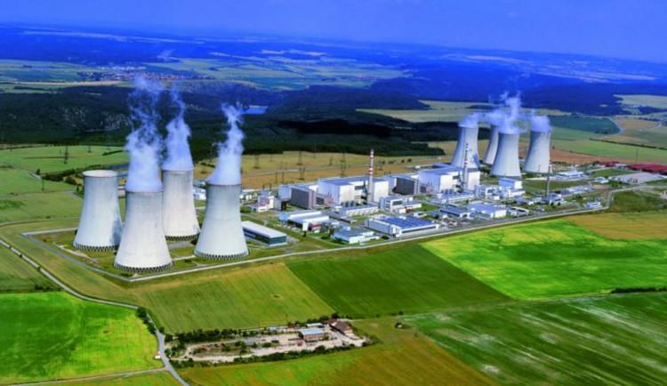 Dukovanská elektrárna v loňském roce vypustila nejvíc látek škodících ozonu