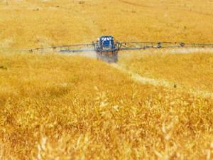 Půda je plná pesticidů, i těch léta zakázaných. Škodlivé látky se dostávají také do vody