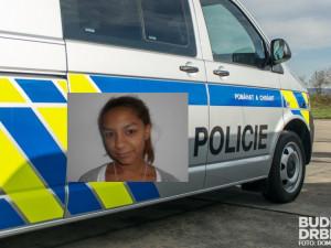 Policisté pátrají po čtrnáctileté dívce. Před devíti dny se nevrátila z povolené vycházky