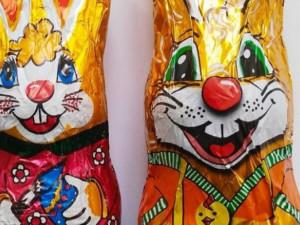 Veselé (ne)čokoládové Velikonoce aneb číst etikety se vyplatí