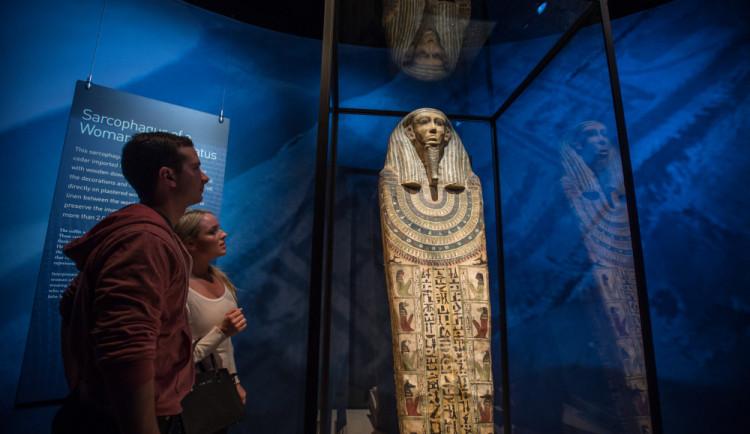 SOUTĚŽ: Poznejte životy dávných civilizací na největší světové výstavě Mumie světa