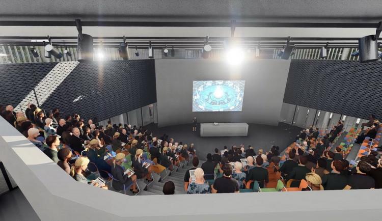 FOTO: Jihlavská polytechnika se těší na nové výukové centrum. Bude stát sto padesát milionů