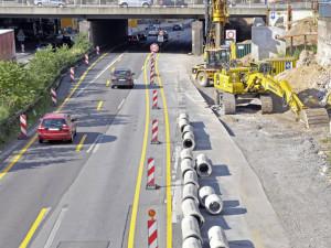 Na dálnici D1 končí oprava úseku Jihlava - Velký Beranov, otevře se v pondělí