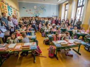 Do škol na Vysočině se chystá jednaosmdesát tisíc dětí, z toho přes pět tisíc prvňáčků