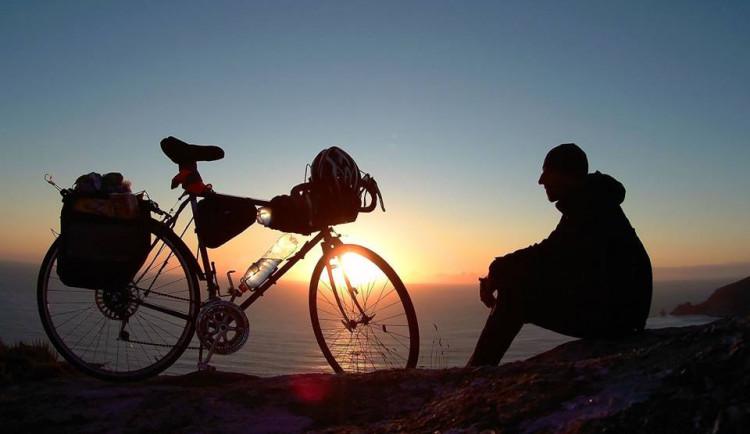 ROZHOVOR (2/2): Na kole z Jihlavy až do slavného Santiaga. Jan Mráz urazil více než 3 tisíce kilometrů