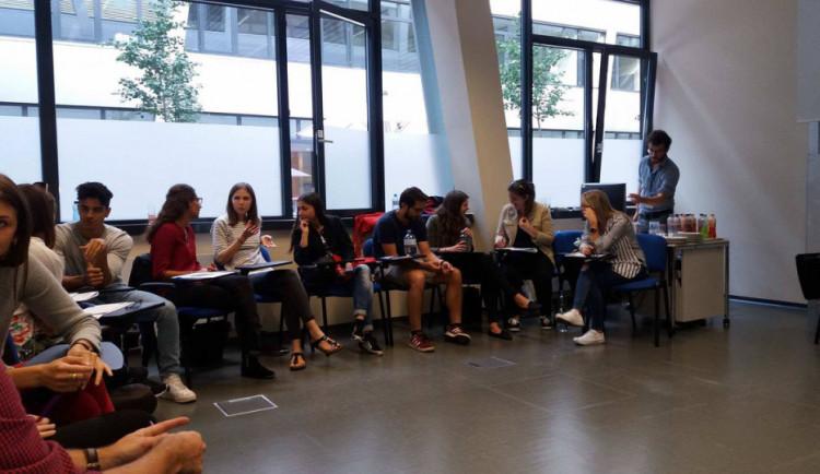 VŠPJ hostí mezinárodní studentský workshop, bude zabývat turismem pro tělesně postižené
