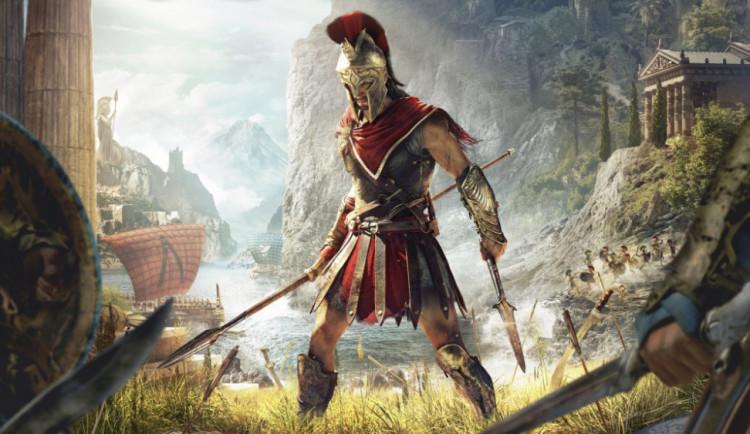 HRÁTKY S GEEKEM: Assassin's Creed Odyssey aneb letem světem starověkým Řeckem