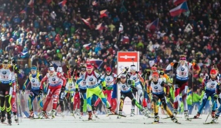 Prosincový Světový pohár v biatlonu zaplní hotely v Novém Městě i okolí