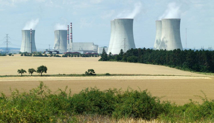 V dukovanské elektrárně se rozjel první blok odstavený kvůli opravě potrubí