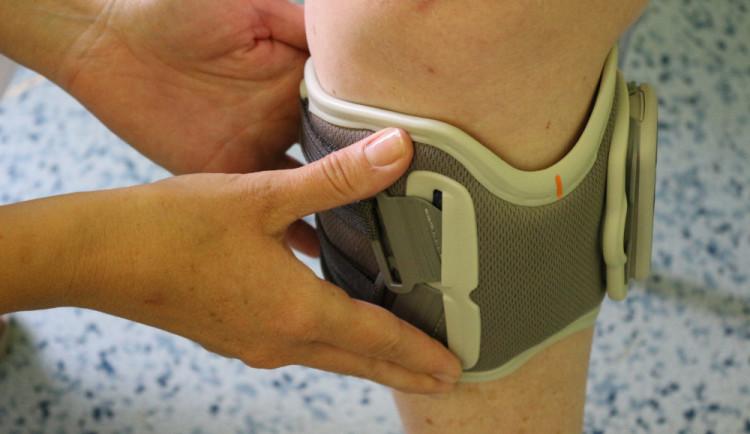 Pacientům s roztroušenou sklerózou nebo po mozkové příhodě pomohou nové přístroje