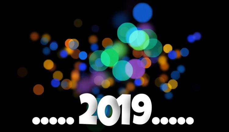 Šťastný nový rok 2019!