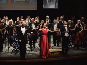FOTO: Bosch Diesel uspořádal novoroční koncert, výtěžek 185 tisíc poputuje do jihlavské nemocnice