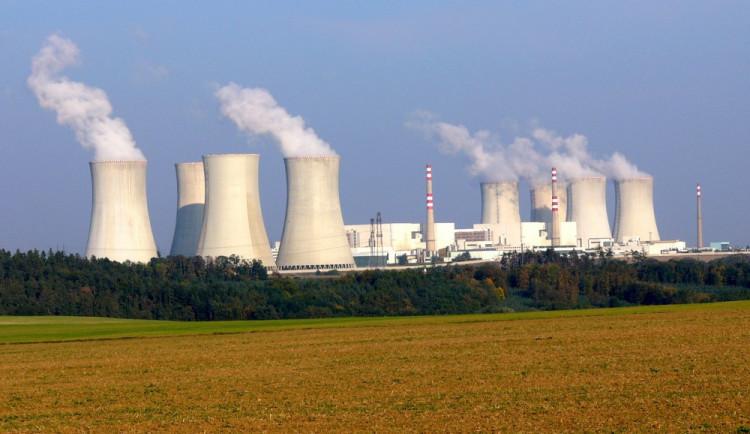 Elektrárna Dukovany do listopadu opraví jednu z osmi chladicích věží