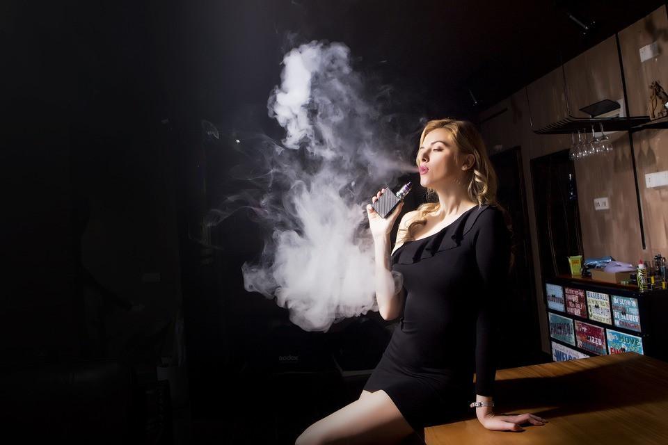 Konečný kouření videa