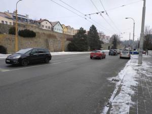 Rozšíření Hradební ulice uzavře vjezd do jihlavského City Parku. Řidiče čeká objížďka
