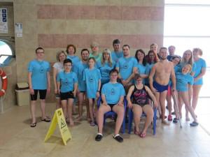 Ze závodů handicapovaných si plavci z jihlavského klubu Vodomílek přivezli řadu medailí