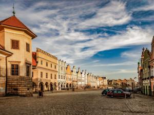 Telč zpřístupní sklepení dalšího historického domu na náměstí