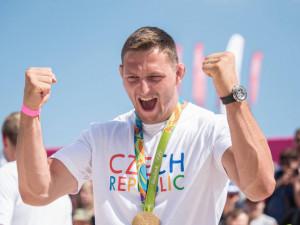 Judista Lukáš Krpálek vyválčil zlato na mistrovství světa!